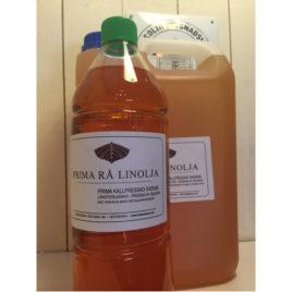 Rå Kallpressad Linolja Prima