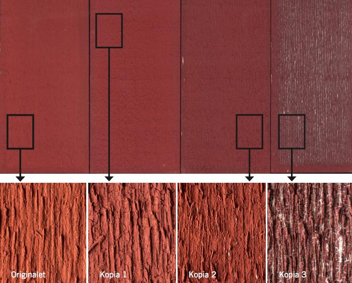 Fräscha Rödfärg test – Sjögareds Såg och byggmaterial PR-95